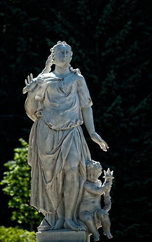 Статуя. Петергоф