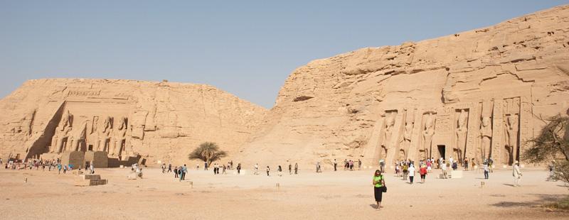 Храмы в Абу Симбел